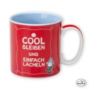 sheepworld gro�e Tasse Cool bleiben